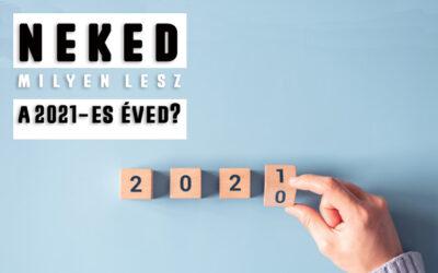 Neked milyen lesz 2021?